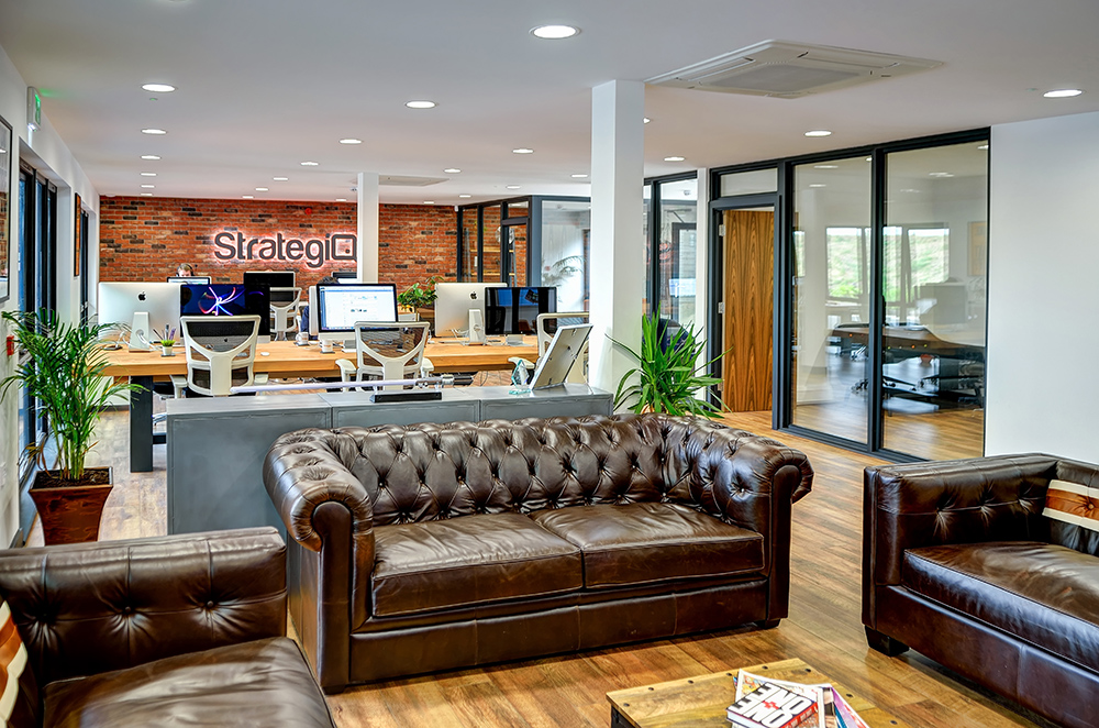 StrategiQ office